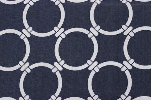 navy and white fabric