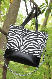 Small Handbag Convertible Tote